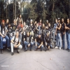 HAMS &Night Wolfes MG in Gorkiy Park,1992 год